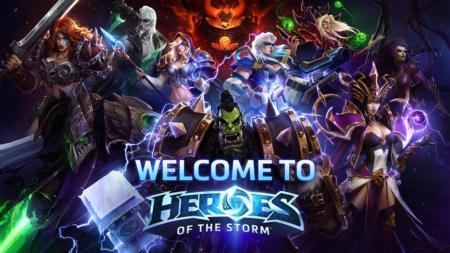 Heroes of the Storm: о событии «Падение королевы гряды», обновленных персонажах и других нововведениях.