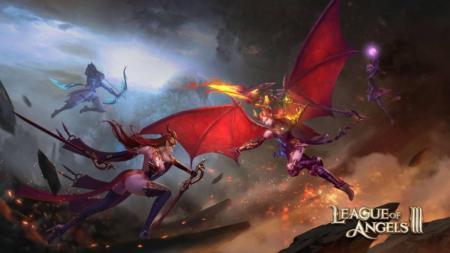 Глобальный релиз League of Angels 3