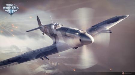 В Steam появился World of Warplanes в раннем доступе