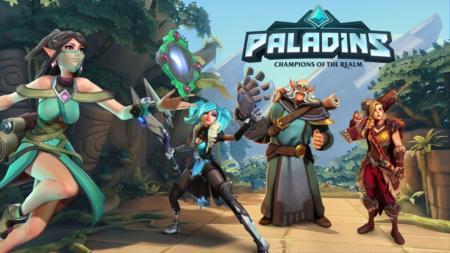 Paladins: обновление 1.6 уже на серверах игры