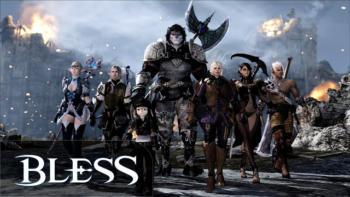Bless online: перезагрузка в Steam