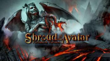 Обзор Shroud of the Avatar: Forsaken Virtues: Новый проект от Ричарда Гэрриота стал бесплатным!