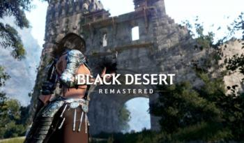 Перезапуск Black Desert Remastered