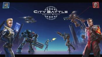 CityBattle: Virtual Earth