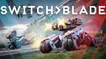 На старт, внимание, Switchblade!