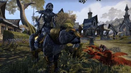 В The Elder Scrolls Online начался «Сезон дракона»