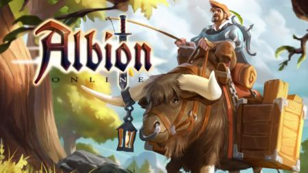 Albion Online перейдет на Free-to-Play 10 апреля