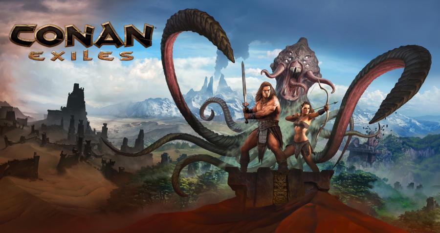 у Conan Exiles начались бесплатные выходные в Steam