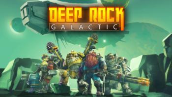 Deep Rock Galactic: шутер про гном дает попробовать бесплатно