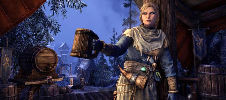 Как правильно можно отметить пятилетие The Elder Scrolls Online?!