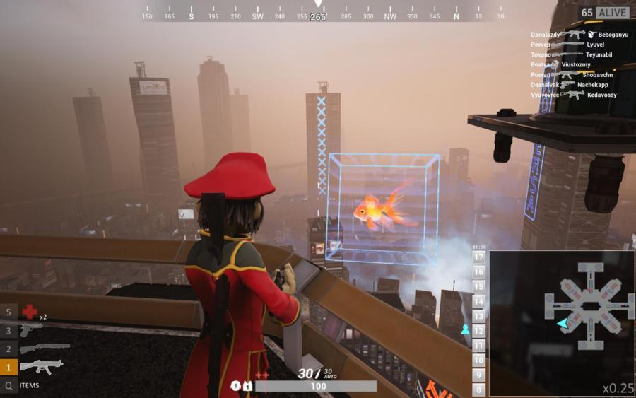 Обзор Total Lockdown, или добро пожаловать в небоскреб смерти.