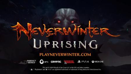 Neverwinter online скоро получит новое дополнение Uprising