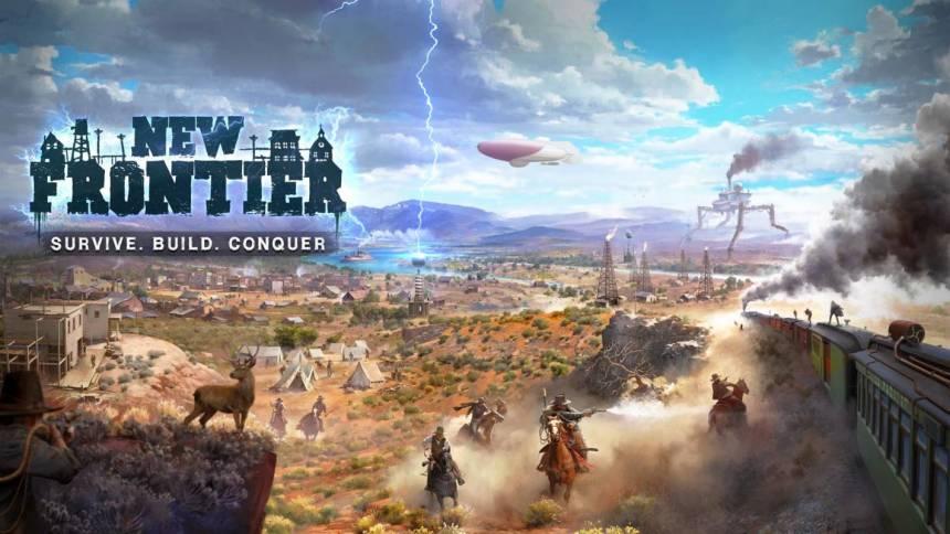 New Frontier: бесплатный ответ «Red Dead Online».