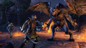 Zenimax объявила дату релиза дополнения для The elder scrolls online
