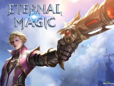 Компания 101 xp объявила о старте открытого теста своей новой мморпг Eternal Magic