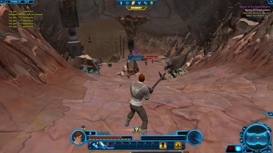 Обзор: Star Wars the Old Republic: почему надо вернуться в SWTOR 8 лет спустя.
