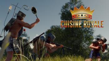 Обзор Cuisine Royale — Королевская битва в трусах и кастрюлей на голове