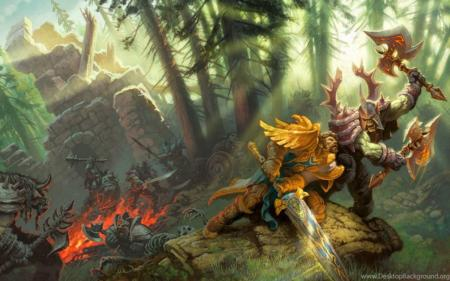 Ключ на старт: Сервера World Of WarCraft Classic наконец –то запущены!