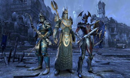 "DLC ""Imperial City"" для The elder scrolls online станет бесплатным"