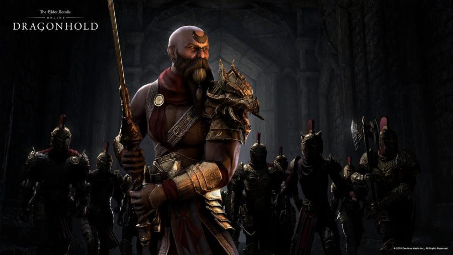 в The Elder Scrolls Online заканчивается сезон дракона