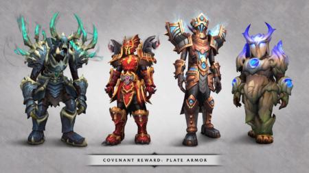 Что мы знаем о: World of Warcraft Shadowlands