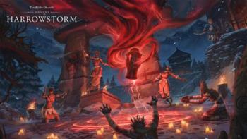The Elder Scrolls Online: DLC Мрачная Буря и Обновление 25 уже в игре!