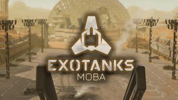 Танковая MOBA ExoTanks готова к бета тесту!