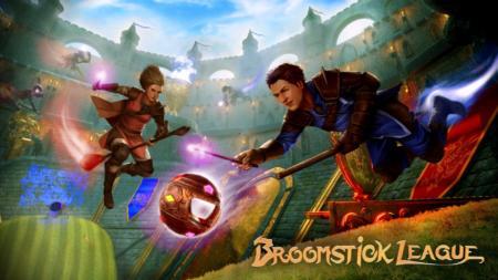 Broomstick League переходит в ранний доступ в steam