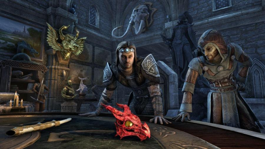 The Elder Scrolls online: пришло время ворваться в игру