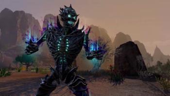 The Elder Scrolls Online: Фанатский билд некромант — танк «псих одиночка».