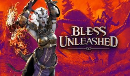 Bless Unleashed скоро в Steam