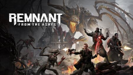 Remnant From the Ashes: крутой кооперативный шутер про конец света можно забрать бесплатно