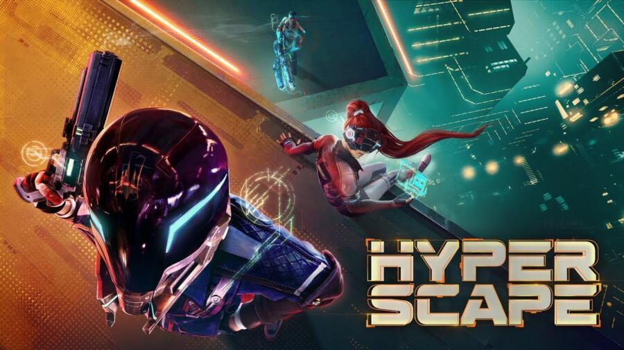 Hyper Scape развязала войну фракций