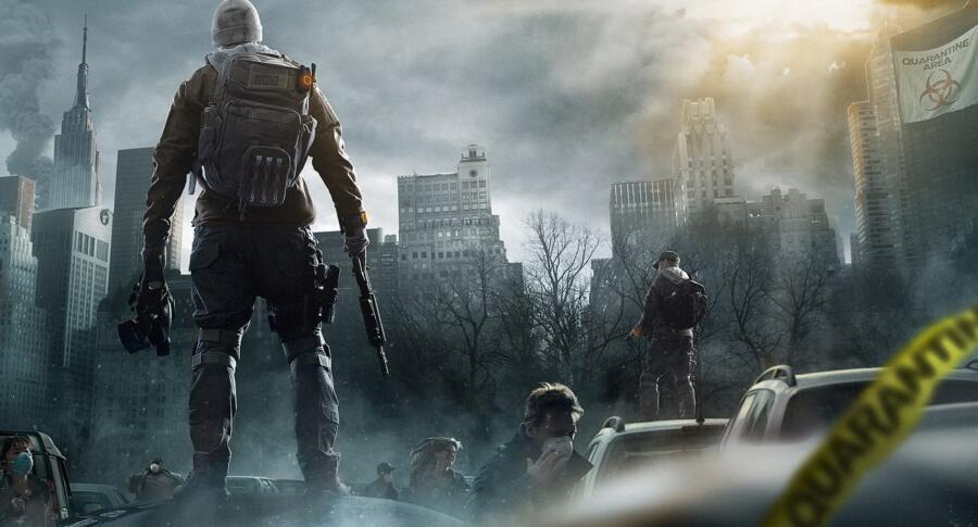Ubisoft Раздает The Division до 8 сентября