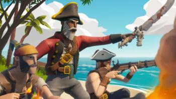 Blazing Sails- свежая королевская битва про пиратов скоро в Steam