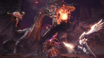 Monster Hunter World: отличный онлайн экшен  с охотой на монстров можно забрать по скидке