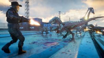 Трое друзей против динозавров: Кооперативный шутер Second Extinction вышел в Steam