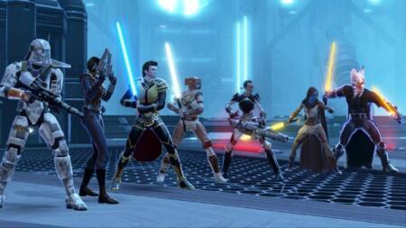 Star Wars The Old Republic готовиться к крупному зимнему обновлению