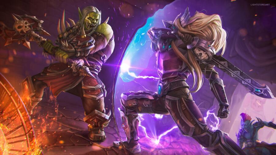 MMORPG World of Warcraft празднует свой день рождение