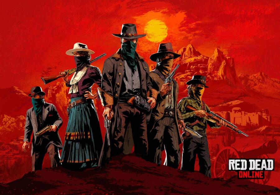 Red Dead Online Скоро станет отдельной игрой