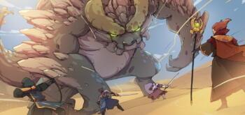 Новую MMORPG Lands of Kehliel  с соревновательным элементом анонсировали для Steam