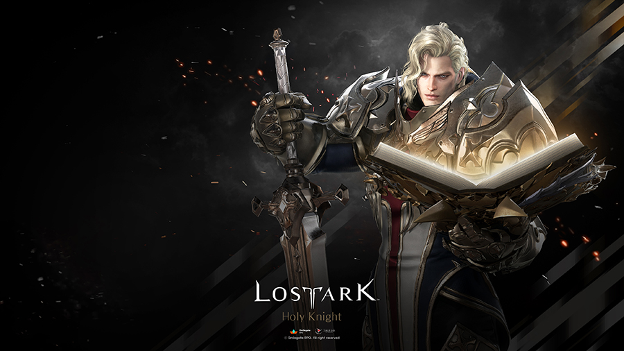 Трейлер первого крупного обновления для корейской версии Lost Ark в 2021 году
