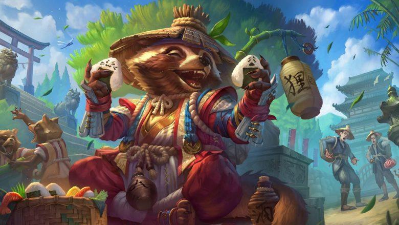 в Moba Smite пополнился пантеон Японских богов