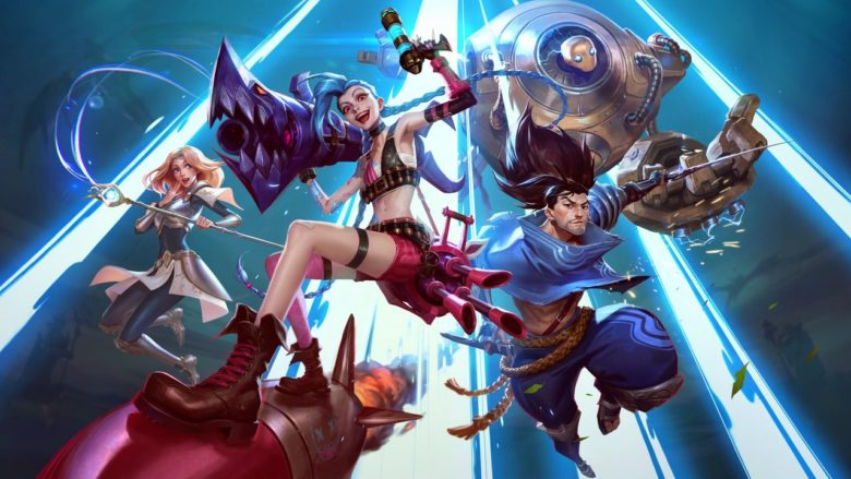 MOBA League of Legends: Wild Rift вышла в открытый тест в России и СНГ
