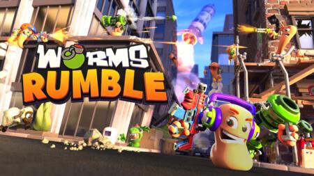 Червячки возвращаются — Состоялся релиз игры Worms Rumble