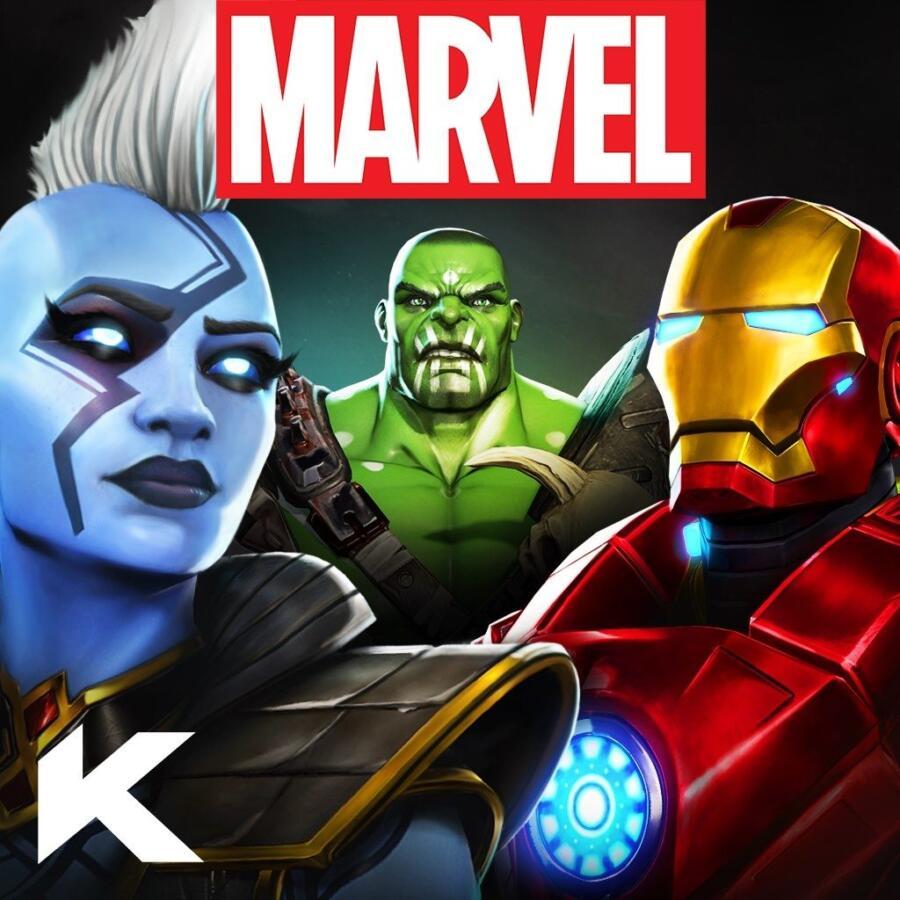 Marvel Realm of Champions: Разбираем Moba про супергероев на смартфонах