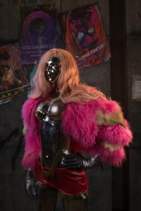 Подборка косплея по Cyberpunk 2077