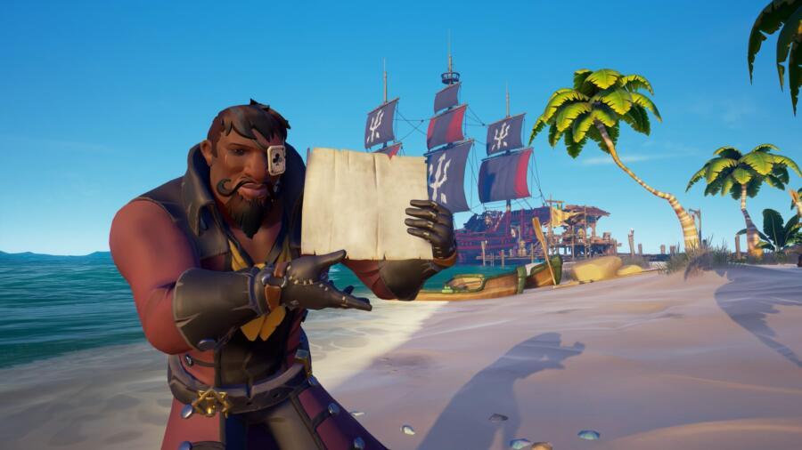 В Sea of Thieves скоро стартует первый игровой сезон