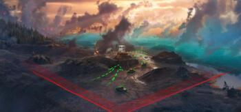 В World of Tanks 21 января стартует тестирование нового стратегического режима
