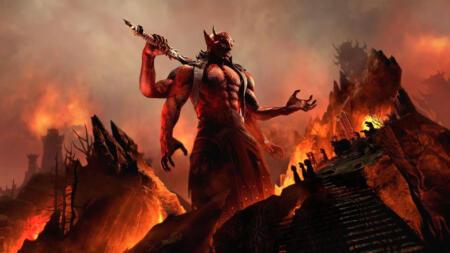 Обновление с вратами Обливиона скоро придет в The Elder Scrolls online